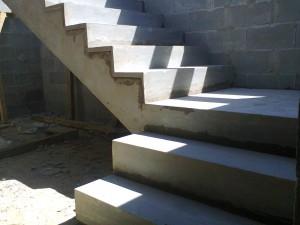 Escada Jacare degrau pre moldada Dharma